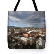 Storm Approaching Oslo Tote Bag