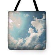 Storm Clouds - 1 Tote Bag