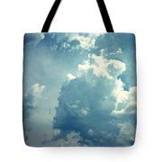 Storm Clouds - 4 Tote Bag