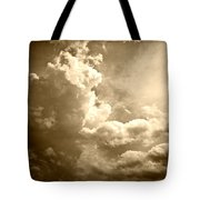 Storm Clouds - 5 Tote Bag