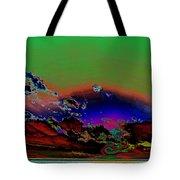 Storm Clouds Rising Photoart II  Tote Bag