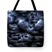 Storm Is Here Tote Bag