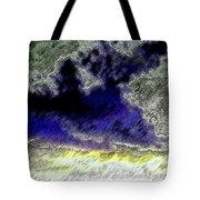 Storm On The Landscape Tote Bag