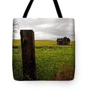 Storm On The Rage Tote Bag