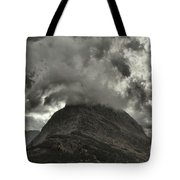 Storm Over Grinnell Tote Bag