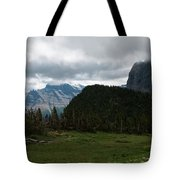 Storm Rolls In Tote Bag