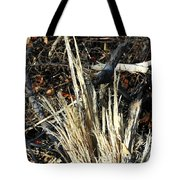 Storm Splinters Tote Bag