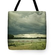 Stormy Days Tote Bag
