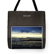 Stormy Morning Series Photobook Tote Bag