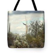 Stormy Sunshine Tote Bag