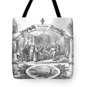 Story Of A Pauper, 1868 Tote Bag