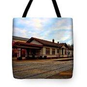Stoughton Depot Tote Bag