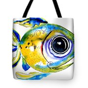 Stout Lookout Fish Tote Bag