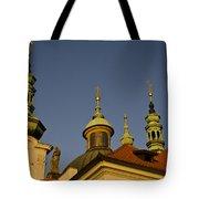 Strahov Monastery - Prague Czech Republic Tote Bag