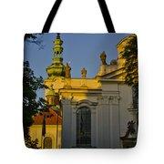 Strahov Monastery - Prague Tote Bag