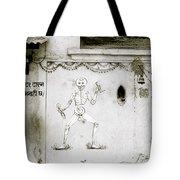 The Surreal Skeleton  Tote Bag