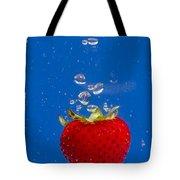 Strawberry Soda Dunk 6 Tote Bag