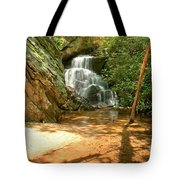 Stream To The Falls Tote Bag