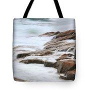 Streaming Seas Tote Bag