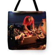 Street Artist Tote Bag