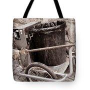 Street Cleaning Kit Tote Bag