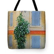 Street Corner In Provence Tote Bag