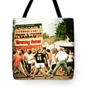 Street Dance Tote Bag