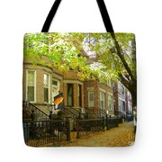 Windsor Terrace Tote Bag