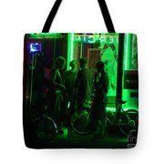 Street Life After 2 Tote Bag