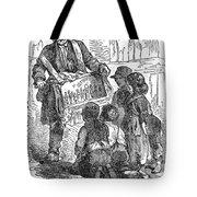 Street Musician, 1850 Tote Bag