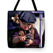 Street Urchin Tote Bag