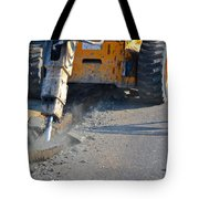Street Work 1 Tote Bag