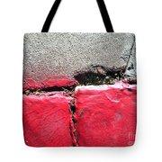 Streets Of Coronado Island 23 Tote Bag