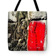 Streets Of Coronado Island 32 Tote Bag