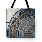 Streets Of La Jolla 2 Tote Bag