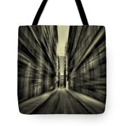 Streets Of Madness Tote Bag