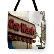 Streets Of New York 11 Tote Bag