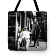 Streets Of New York 8 Tote Bag