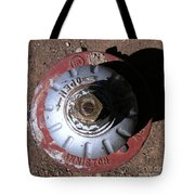 Streets Of Tombstone 11 Tote Bag