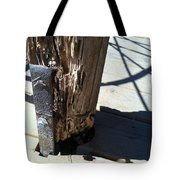 Streets Of Tombstone 13 Tote Bag