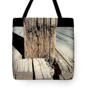 Streets Of Tombstone 7 Tote Bag