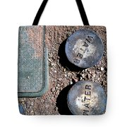 Streets Of Tombstone 9 Tote Bag