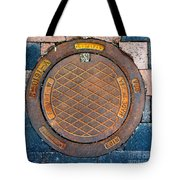 Streets Of Tucson 0 Tote Bag