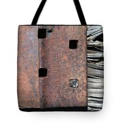 Streets Of Tucson 154 Tote Bag