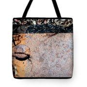 Streets Of Tucson 155 Tote Bag