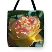 Strike It Rich Rose Tote Bag