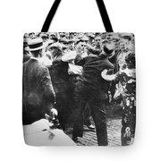 Strike: Toledo, Ohio, 1934 Tote Bag