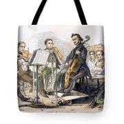 String Quartet, 1846 Tote Bag