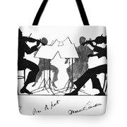 String Quartet, C1935 Tote Bag