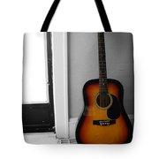 Strings Of Color Tote Bag
